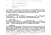 Image Result For Home Staging Contract Template | Staging in Best Property Development Business Plan Template Free