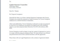 Image Result For Sample Letter Of Acceptance Of Proposal regarding Unique Business Partnership Proposal Letter Template