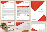 Indesign Business Proposal Template On Behance with Business Proposal Indesign Template