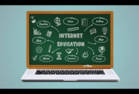 Internet Education - Prezi Presentation Template - Youtube pertaining to Prezi Presentation Templates