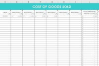 Inventory Spreadsheet Etsy Seller Tool Shop Management pertaining to Best Excel Templates For Retail Business