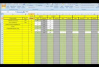 Inventory Stock Card Template Excel 5 Things You Should Inside Best Business Plan Financial Template Excel Download