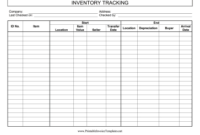 Inventory Tracking Template regarding Small Business Inventory Spreadsheet Template