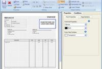Invoice Designer | Invoice Template Editor | Invoice with regard to Business Invoice Template Uk