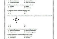 Ionic And Covalent Bonding Practice Worksheet Answers for Unique Business Valuation Report Template Worksheet