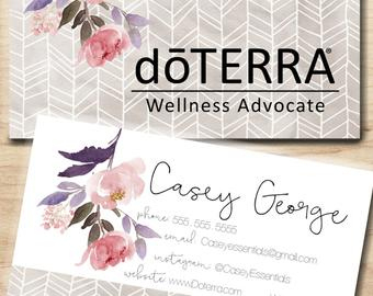Items Similar To Salon Business Cards, Front And Back intended for Advocare Business Card Template