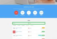 Jobportal | Buildify pertaining to Fresh WordPress Business Directory Template