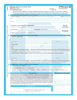 Jp Morgan Careers - Edit Online, Fill Out & Download with regard to Merrill Lynch Business Plan Template