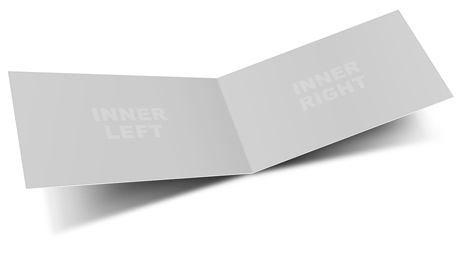 Landscape Foldover Business Card Mock Ups- 7X2In | Cover with Fresh Business Card Template Photoshop Cs6