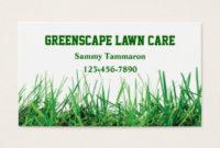 Lawn Care Business Cards, 600+ Lawn Care Business Card Throughout Best Lawn Care Business Cards Templates Free