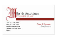 Legal Business Cards, 1900+ Legal Business Card Templates inside New Legal Business Cards Templates Free