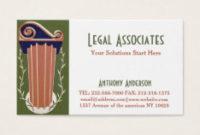 Legal Profession, Attorney And Law Firm Business Card regarding Business Plan Template Law Firm