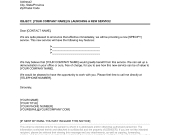 Letter Announcing New Product Template – Word & Pdf   for New Ultimate Business Plan Template Review
