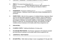 Letter Of Intent Business Purchase Forms And Templates in New Real Estate Agent Business Plan Template Pdf