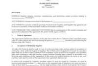 Letter Of Intent To Purchase Products | Legal Forms And throughout Free Business Purchase Agreement Template