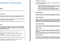 Letter Of Intent To Respond Template – Project Documentation in New Business Continuity Plan Template Australia