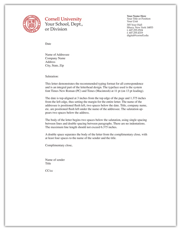 Letterhead Letter   Free Printable Letterhead within Quality Business Headed Letter Template