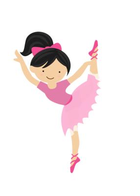 Little Ballet Dancer - Minus | Imágenes Bailarinas inside Best Free Dance Studio Business Plan Template