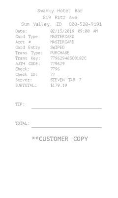 Make Receipts Online - #1 Receipt Maker - Expressexpense with regard to New Petrol Station Business Plan Template