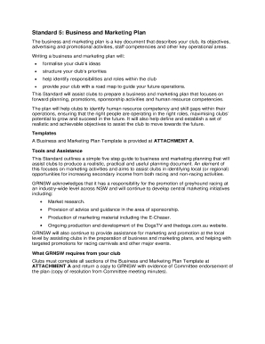 Marketing Communication Plan Template Excel - Fillable for Standard Business Proposal Template