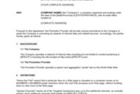 Marketing & Sales Contracts – Download Templates pertaining to Unique Business In A Box Templates