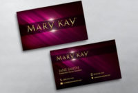 Mary Kay Business Cards | Free Shipping in Email Business Card Templates