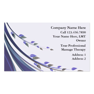 Massage Business Cards within Massage Therapy Business Card Templates