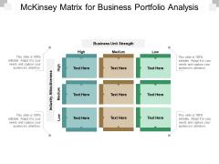 Mckinsey - Slide Geeks in Mckinsey Business Plan Template