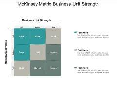 Mckinsey - Slide Geeks within Fresh Mckinsey Business Plan Template