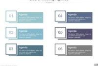 Meeting Agenda - Slide Geeks for Marketing Meeting Agenda Template