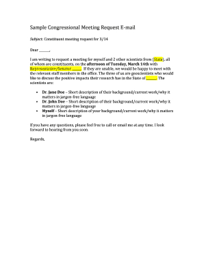 Meeting Request Email Subject - Edit, Print, Fill Out regarding New Business Meeting Request Template