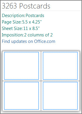 Microsoft Office Tutorials: Make One Or Two Sided In Unique 2 Sided Business Card Template Word