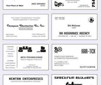 Microsoft Word Templates For Business Documents intended for Unique Microsoft Templates For Business Cards