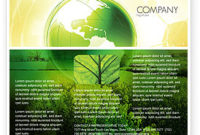 Modern Agriculture Flyer Template, Background In Microsoft within Fresh Agriculture Business Plan Template Free