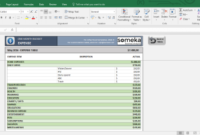 Monthly Budget Worksheet – Free Budget Template In Excel for Free Small Business Budget Template Excel