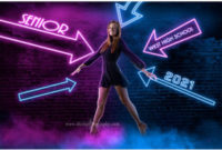 Neon Studio Design Edition Photoshop Template + Tutorial with Best Free Dance Studio Business Plan Template