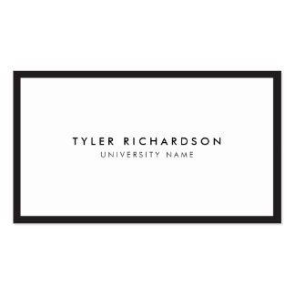 Networking Business Cards & Templates   Zazzle within Graduate Student Business Cards Template