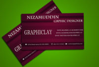 New Stylish Business Card Free Psd File Collections In Business Card Size Template Psd