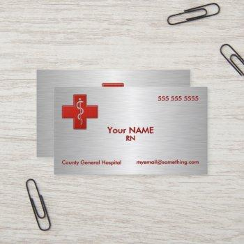Nursing Student Business Card   Oxynux with regard to Graduate Student Business Cards Template