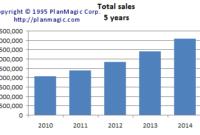 Online Business Plan – Charts inside Business Plan Template For Tech Startup