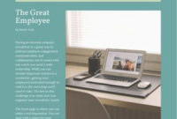 Page 6 – Free And Customizable Professional Newsletter for Free Business Newsletter Templates For Microsoft Word
