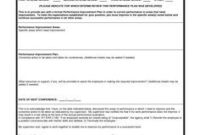 Performance Improvement Plan Template – Google Search Throughout Quality Business Coaching Contract Template