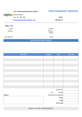Personal Invoice Template Free throughout Best Business Invoice Template Uk