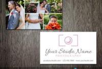 Photography Business Card | Etsy regarding Quality Photography Business Card Template Photoshop
