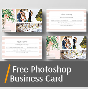 Photoshop Card Templates Free |Download Free Card pertaining to Quality Photography Business Card Template Photoshop