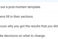Post Mortem Meeting Agenda Template regarding Post Mortem Meeting Agenda Template