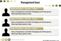 Powerpoint Business Gameplan Template regarding Business Plan Title Page Template