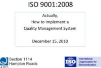 "Ppt - Iso 9001:2015 ""Risk Based Thinking"" Powerpoint with Quality Assurance Meeting Agenda Template"