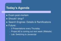 Ppt - Post Mortem Powerpoint Presentation - Id:5066769 inside Post Mortem Meeting Agenda Template