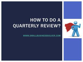 Ppt - Quarterly Business Review Template Powerpoint with regard to Best Quarterly Business Plan Template